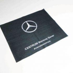 Hadříky z mikrovlánka - útěrky - Mercedes - Benz