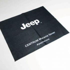 Hadříky z mikrovlánka - útěrky - Jeep