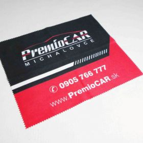 Hadříky z mikrovlánka - útěrky - Premio Car