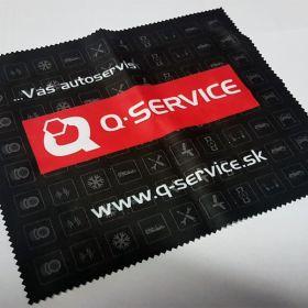 Hadříky z mikrovlánka - útěrky - Q - Service