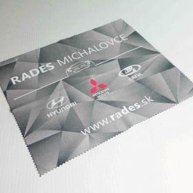 Hadříky z mikrovlánka - útěrky - Rades