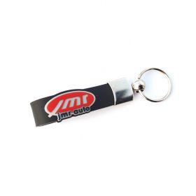 Kožené a gumové klíčenky s logem - reference - JMR auto
