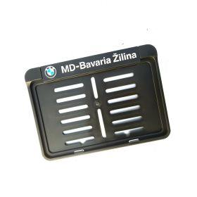 Podznačky moto - držáky SPZ - MD Bavaria Žilina