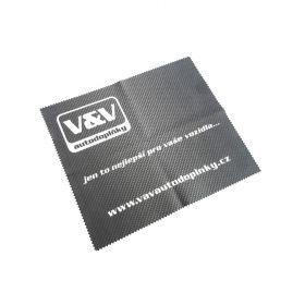 Hadříky z mikrovlánka - útěrky - VV auto