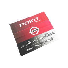 Hadříky z mikrovlánka - útěrky - Nissan Point