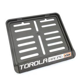 Podznačky moto - držáky SPZ - Torola Racing KTM