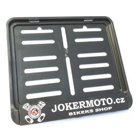 Podznačky moto - držáky SPZ - Jokermoto