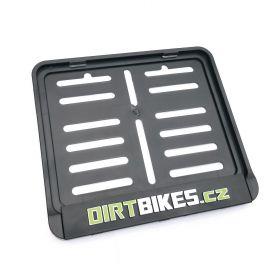 Podznačky moto - držáky SPZ - Dirtbikes