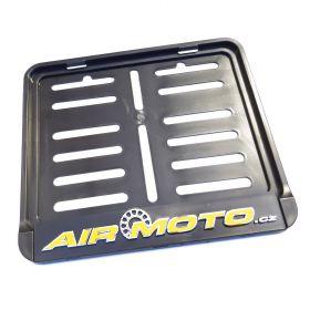 Podznačky moto - držáky SPZ - Air moto