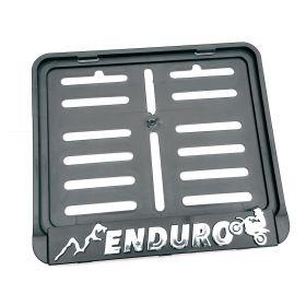 Podznačky moto - držáky SPZ - Enduro