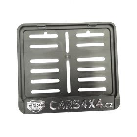 Podznačky moto - držáky SPZ - Cars 4x4