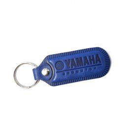 Kožené a gumové klíčenky s logem - reference - Yamaha Chomutov