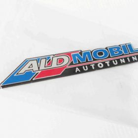 3D stickery - samolepky na auto - Ald Mobil Autotuning