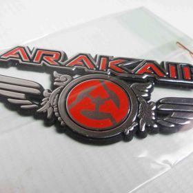 3D stickery - samolepky na auto - Arakain