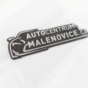 3D stickery - samolepky na auto - Autocentrum Malenovice