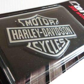 3D stickery - samolepky na auto - Harley - Davidson