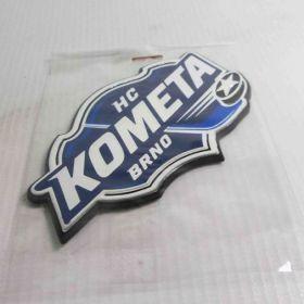 3D stickery - samolepky na auto - HC Kometa Brno