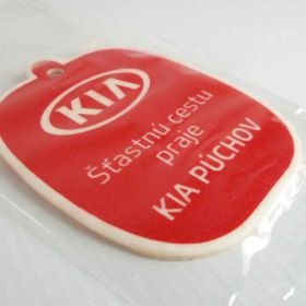 Auto parfémy - reference - Kia