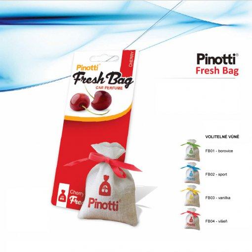 Pinotti Fresh Bag - osvěžovač vzduchu v pytlíku
