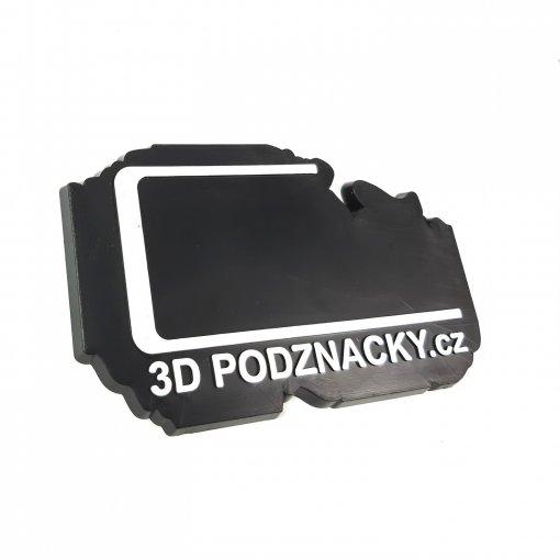 3D podznačky