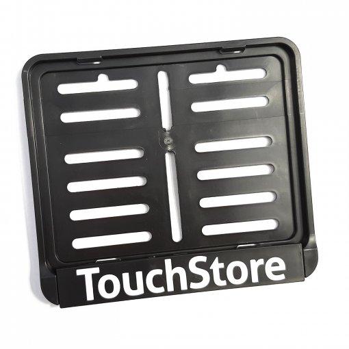 Moto držák SPZ jako dárek TouchStore